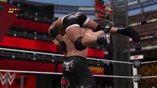 Goldberg vs Brock Lesnar in Universal Champion Match   WWE Wrestlemania 33 WWE 2K 2018