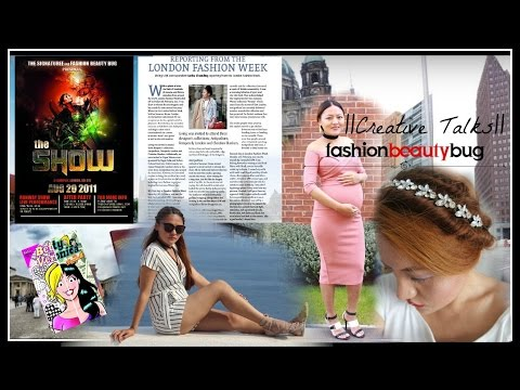 Creative Talk Feat FashionBeauty Bug||The Show\ECS The Living Magazine\LFW & Many More||