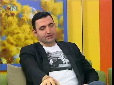 TV show Good morning Armenia. Channel H2 Armenia