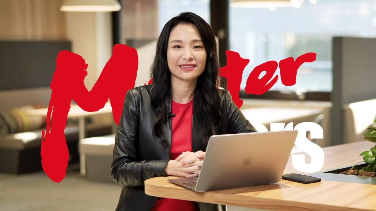 臺灣IBM總經理 高璐華 | 跨國企業內訓課:未來型人才的7項修煉[影音]|企業併購法