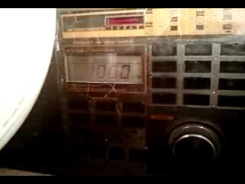 ZP36 RADIO MIL - ASUNCION PARAGUAY  Por CX3CT