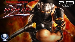 Primer Contacto: Ninja Gaiden Sigma (Gameplay en Español, Ps3 1080p/60fps)