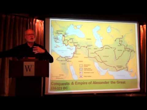 Alexander the Great and Hellenism - Wonders of Arabia 2015