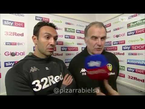 Marcelo Bielsa, sobre el gol con la mano de Leeds a Nottingham Forest
