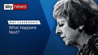 Theresa May - what happens next?