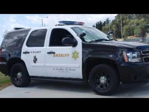 Los Angeles County Sheriff Vehicle Testing Youtube
