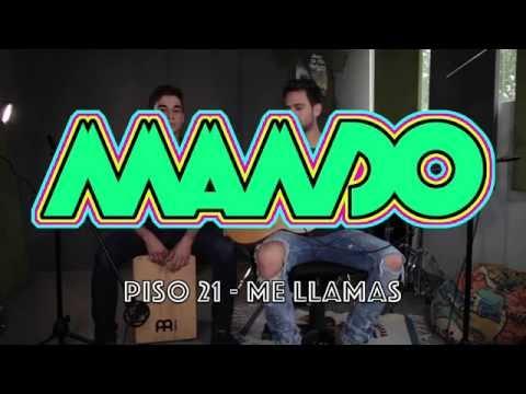Mando este momento video oficial doovi for Piso 21 me llamas letra