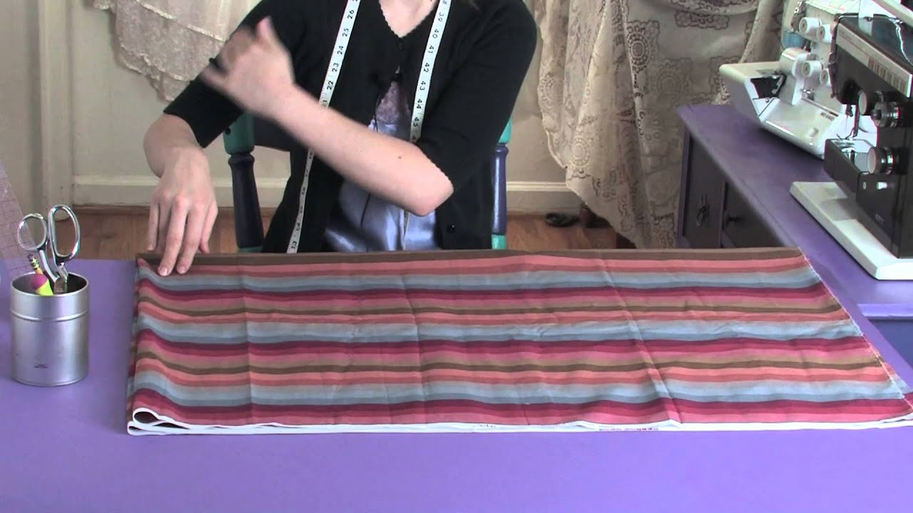How to Sew a Caftan Dress : Sewing Lessons