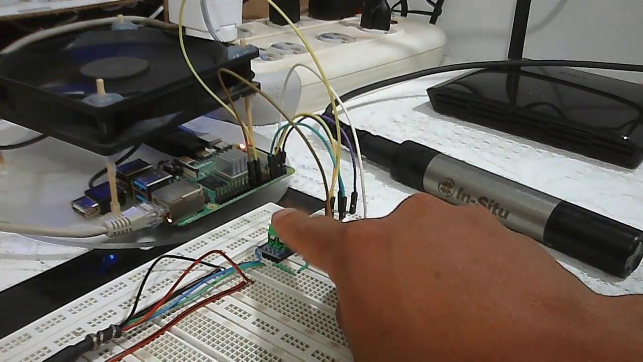IoT - Control para Piscicultura y Camaroneras - Soluciones de Innova Domotics