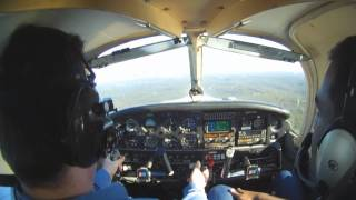 Flying a Piper Archer part 2: Touch and Goes