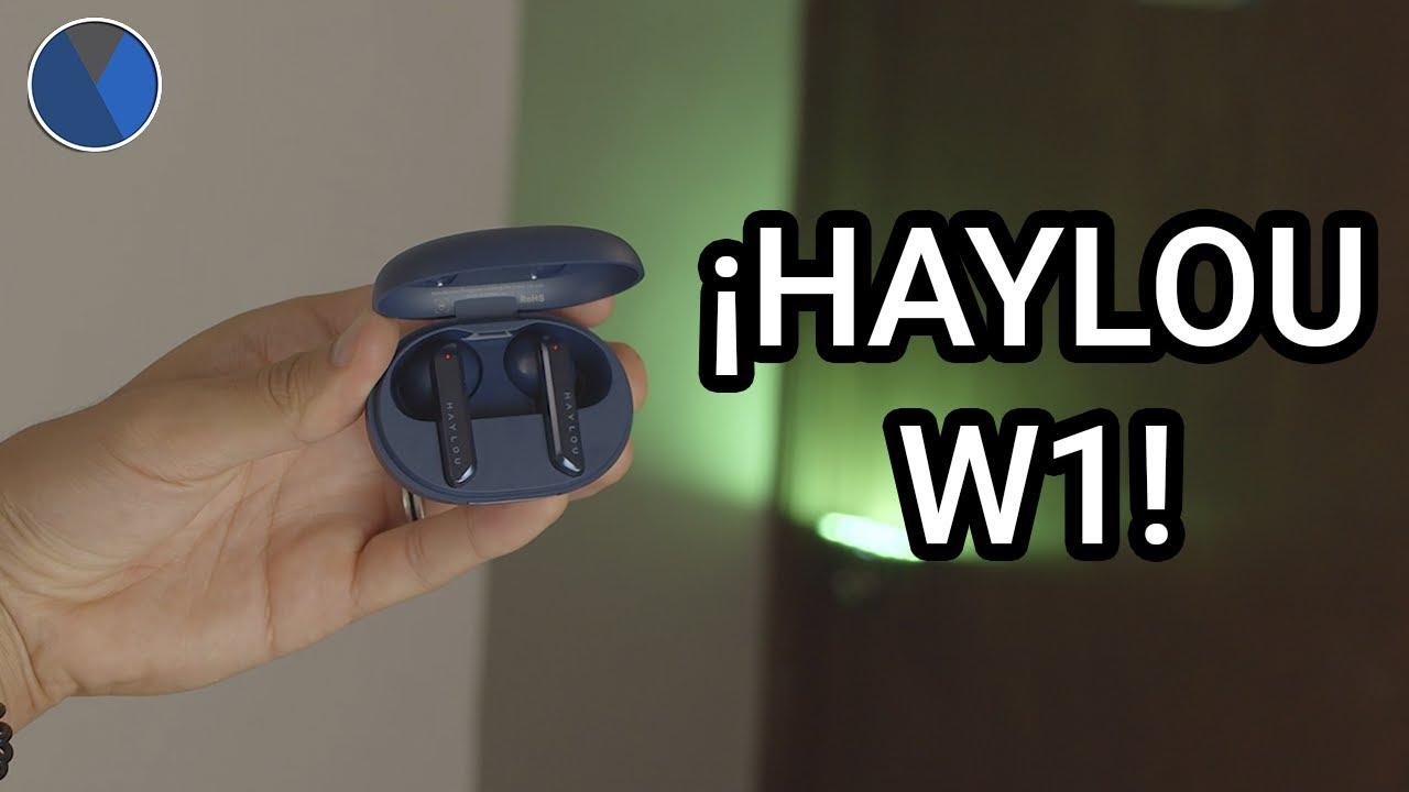 Haylou W1 - Estos me entraron por los ojos 😍