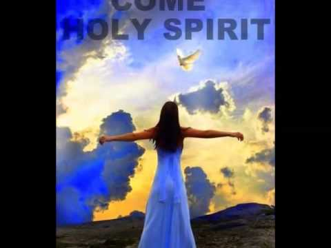 I Love You HOLY SPIRIT Fall on Me Now!