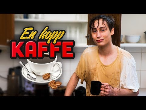 KAFFE-KAOS   SKETCH