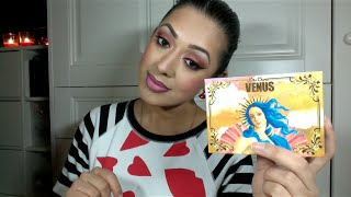 REVIEW: NEW Lime Crime Venus eyeshadow palette