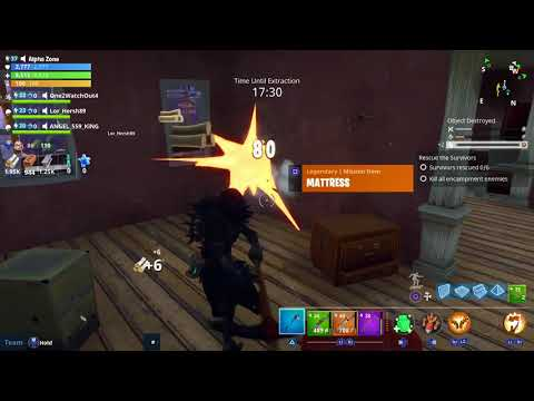 Sleep On It | Fortnite: Blockbuster Event Pt 2