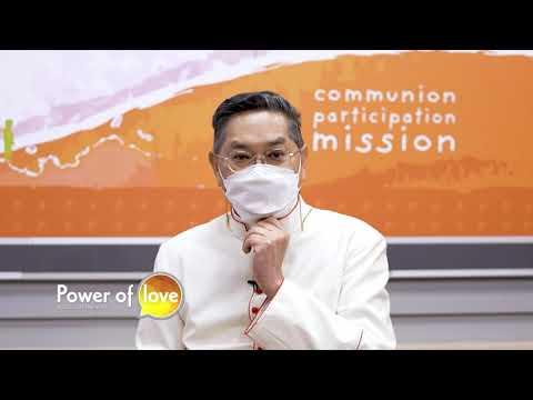 POWER OF LOVE | EP.34 |  SYNODALITY ศัพท์นี้ หมายถึงอะไร | 16-10-2021