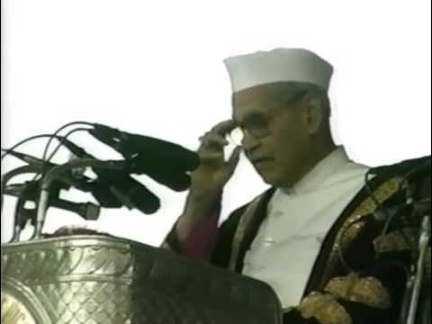 1992-11-22_11th Convocation, Dr Sharma President of India.