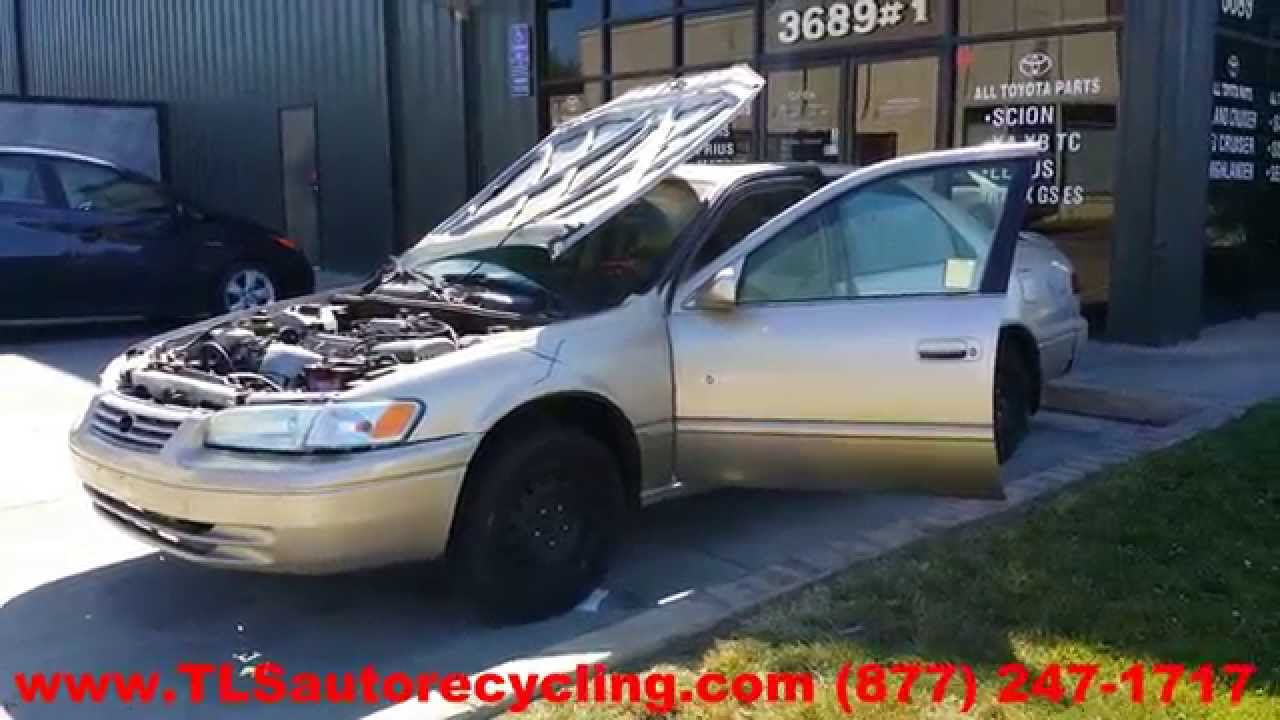 2014 Toyota Camry For Sale >> 1998 Toyota Camry Parts For Sale - Save up to 60% - YouTube