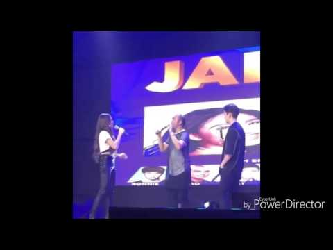 "Jadine Live In Legazpi ""kulitan with Chad"""