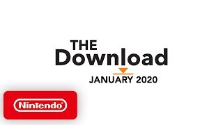 The Download - January 2020 - Tokyo Mirage Sessions #FE Encore, Kentucky Route Zero & More!
