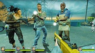 Left 4 Dead 2 - Death Woods Custom Campaign Gameplay Walkthrough