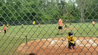 4 Year Old Baseball Phenom Hampton Williams Playing Up 6U Coach Pitch
