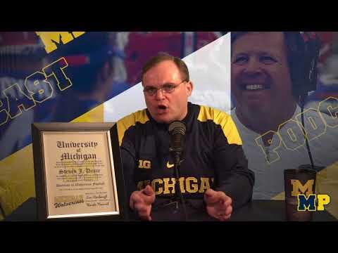 Michigan Podcast #036   3 Michigan Football Trends to Watch