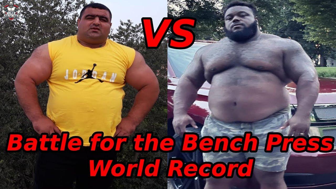 Danial Zamani vs Julius Maddox   Inhuman Strength