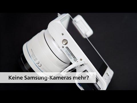 Foto-News: Verlässt Samsung den Kameramarkt? #NoMoreNX
