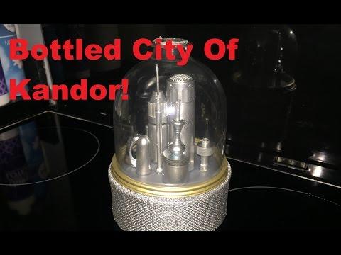 Bottled City of Kandor Build