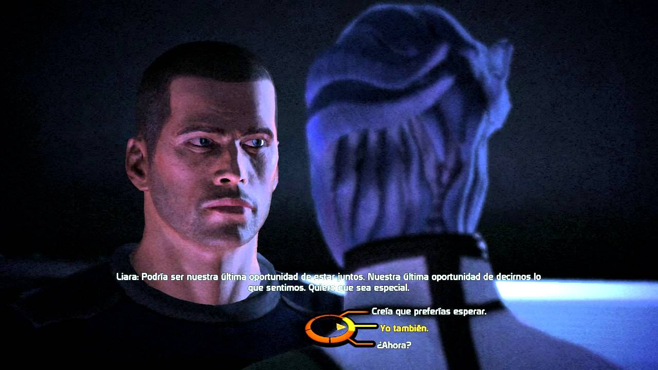 Mass effect sex asari