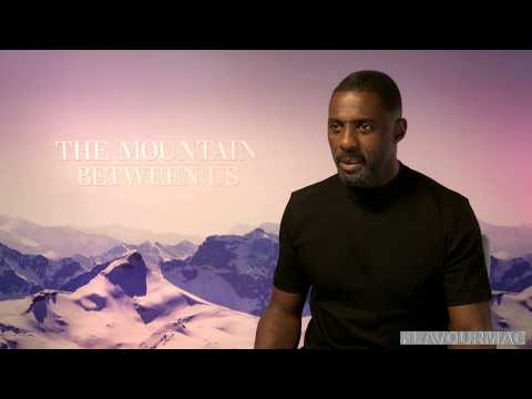 The Mountain Between Us - Idris Elba Interview
