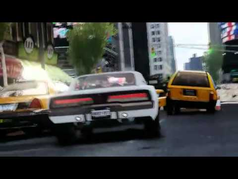 GTA IV  HARD CHARGER  1969