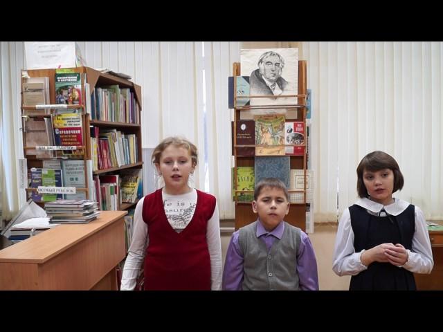 Изображение предпросмотра прочтения – «3 класс» читает произведение «Ворона и Лисица» И.А.Крылова