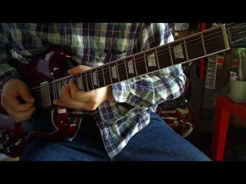 Guitar Hero 3 – slash battle song cover  [HD]