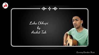 Luka Chhupi (Lata & Rahman Ji's) Cover by Archit Tak | Running Reindeer Music
