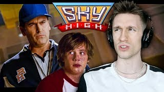 SKY HIGH isn't appropriate for kids (the worst school EVER)