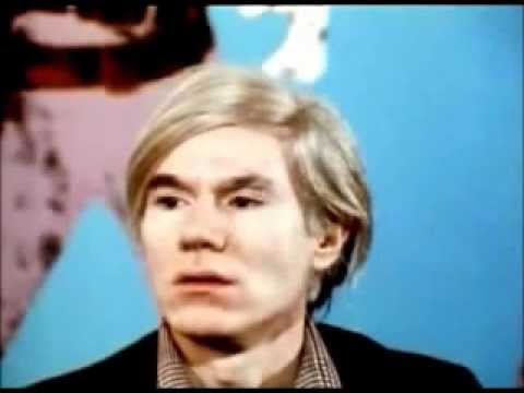 Andy Warhol Interview 1971