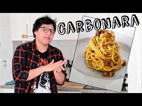 Carbonara Clásica (bueno Casi)
