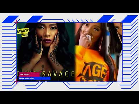 Tiwa Savage Breaks Down, after Successful 'The Savage Tour'