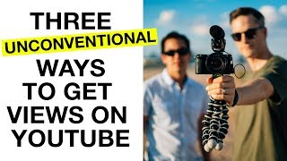How to Get More Views on YouTube — 3 YouTube Growth Tips