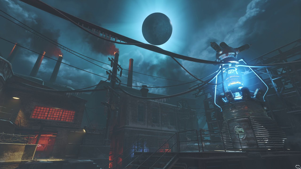 Cod Zombies The Giant Animated Wallpaper