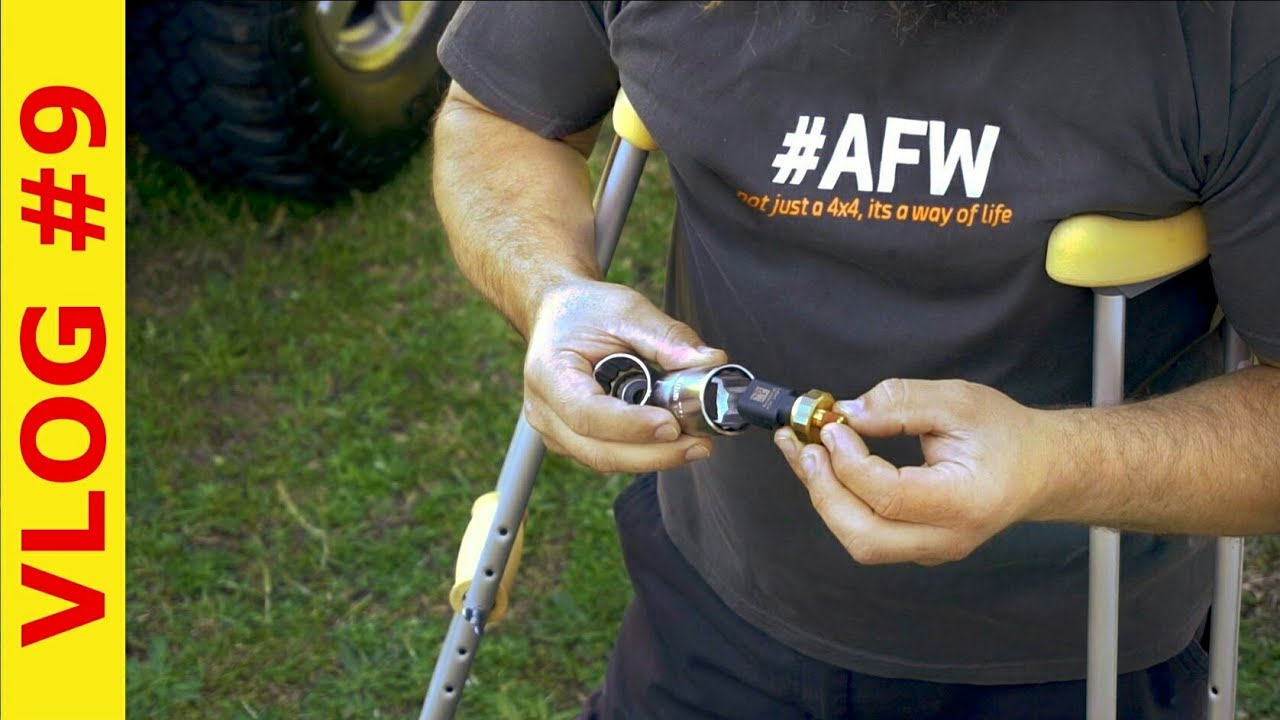 Engine Oil Pressure Sensor Replacement - Vlog #9