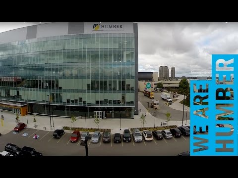 Humber College Learning Resource Commons and Sustainability