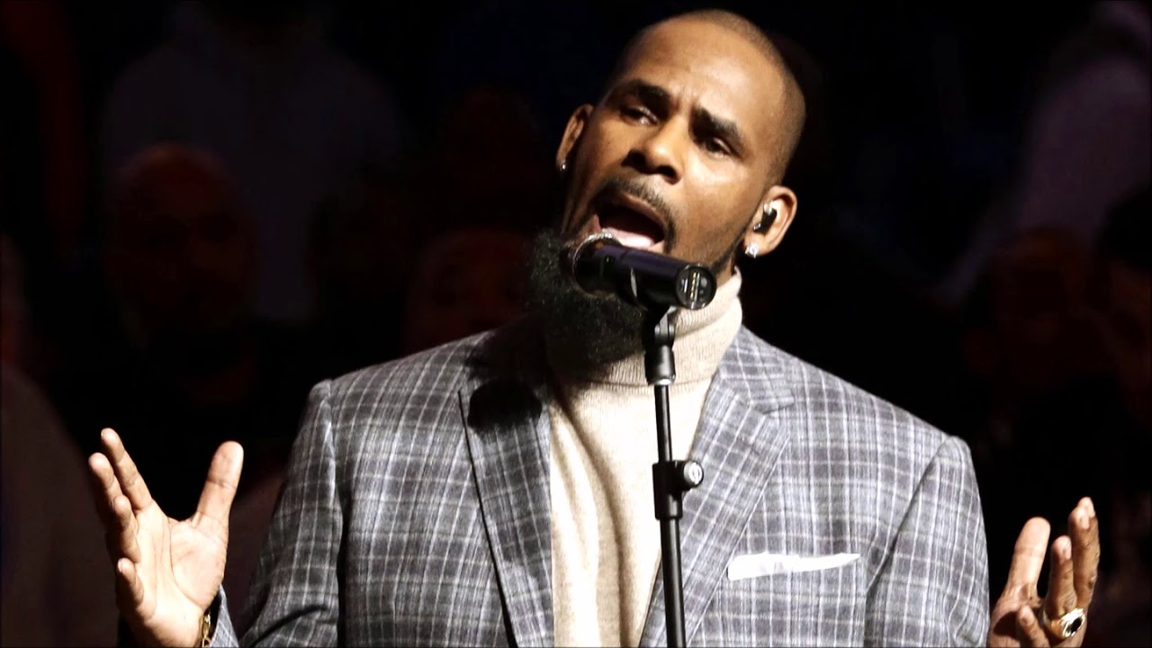 R Kelly - A Song For You (Donny Hathaway Tribute)