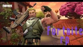 FORTNITE RP! He loves me? #6