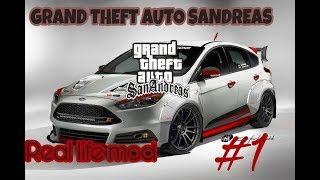 Grand Theft Auto sandreas Real life mod #1 in Hindi/urdu