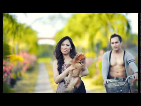 Joel+Honor Prenup Photos at Villa Benita San Basilio Sta Rita Pampanga