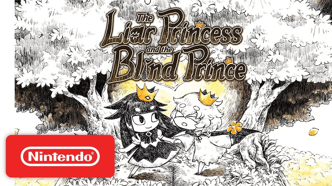 The Liar Princess and the Blind Prince - Launch Trailer - Nintendo Switch