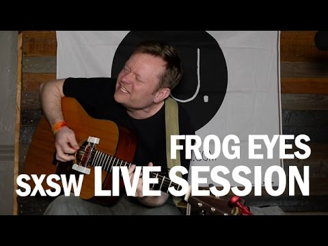 "Frog Eyes ""Rejoinders In A Storm"" (New Song) Live At SXSW (the AU Sessions)"